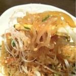 立呑み厨房 いち - 2013.2.7 糸こんにゃくのチャプチェ・リフト