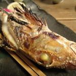 和食Dining うお座 - ホウボウ塩焼き(780円)