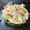 お好み焼 平野屋 - 料理写真:名物ネギ肉玉 オススメ!