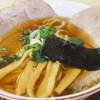 Shinasobashimmen - 料理写真:醤油チャーシュー麺!!透きとおった名古屋コーチンのスープ!!細麺も選べます。
