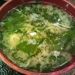 mihashiya - 味噌汁