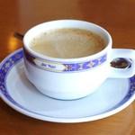 ジャイタイ - ドリンク写真:ホットコーヒー