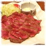 駒八 - お肉~