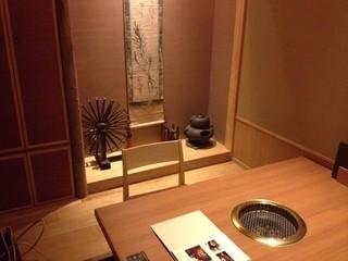 神楽坂 翔山亭 神楽坂本館 - 二階個室