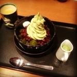 京甘味 文の助茶屋 そごう神戸店 - 20120213