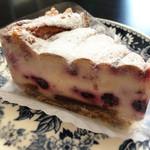 ミロワール - ベリーチーズケーキ