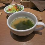 17512744 - PAUHANA@サラダ&スープ