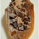 パン工房シエル - 料理写真:生チョコのデニッシュ