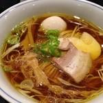 ラァメン家 69'N'ROLL ONE - 味玉2号ラーメン950円