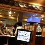にぎり長次郎 - 回る寿司なれど、風格がありますなぁ。