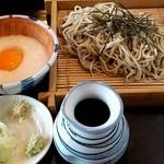 17516441 - ざるとろ蕎麦 ¥960