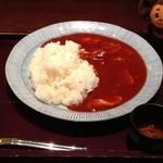 さくらの夢見屋 - 極み赤のカリーライス(鶏肉)
