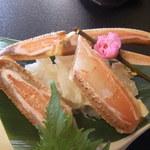 和平おもてなし館 - 造りの蟹