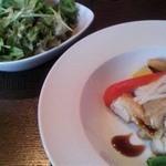 香港飲茶と中国料理のお店 香吃大食堂 - 週替わりランチ
