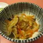きりん - 小鉢
