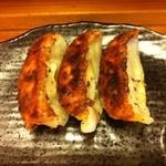 麺匠 ふくや本店 - 餃子3個