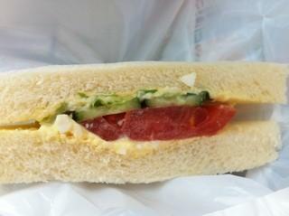 ベーカリーロミオ イトーヨーカドー郡山店 - 人気のサンドイッチ
