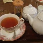 紅茶浪漫館シマ乃 - スロべりティー