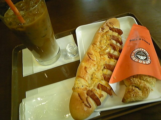 サンマルクカフェ Luz大森店
