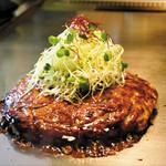 """南風 - """"ミッキー焼""""(復刻版)昔懐かしい食感を是非ご賞味下さい!(チーズ・エビ・豚・からし入り)"""