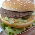 マクドナルド - 料理写真:ビッグマクド!