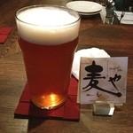 ONZE - 麦やビール@富山 見た目の印象よりかなりスッキリ軽やか