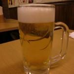 ポルコロッソ - 生ビール