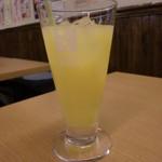 ポルコロッソ - オレンジジュース