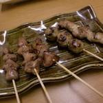 ポルコロッソ - 焼きとん串 おすすめ5本