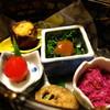 小梨の湯 笹屋 - 料理写真:前菜