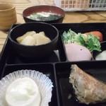 ふじはる - 日替わり魚ランチ:500円