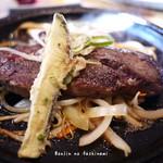 常陸牛きくすい - 国産牛ステーキ