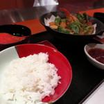 日本料理 玄海 - 天麩羅御膳→