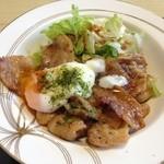元禄鮨 - 焼肉