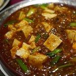 知味斎 - 麻婆豆腐