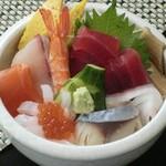 旭鮨総本店 - 「ランチちらし」