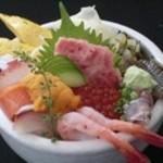 旭鮨総本店 - 「北海ちらし」茶碗蒸し・お椀付き