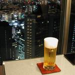 旭鮨総本店 - 超高層ビル群の夜景は一見の価値あり!