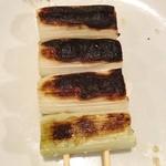 武蔵野トサカ食堂 - ねぎ