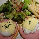 ニューヨーク・グランドキッチン - NYGエッグベネディクト