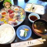 川越 幸すし - 刺身定食(2,100円)