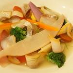 サンパ - 料理写真:カンパチのポトフ(1800円)