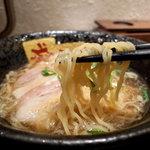 麺屋誉志喜 - 麺屋誉志喜 蔵出し醤油麺 by 「あなたのかわりに・・・」