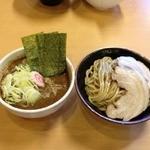 本家 大黒屋本舗 - 特製つけ麺(2012.12)
