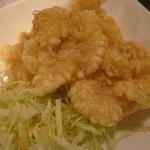 パンダ飯店 - ⑨海老の天ぷら