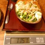開運1円カレー - 三回目 1151g