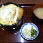 丸新 - 上カツ丼(920)