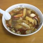 ゆうき食堂 - 広東麺
