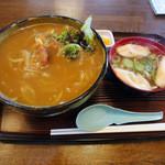 揚次 - カツカレー丼