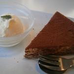 ひより - ティラミス風チーズケーキ
